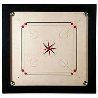 Carrom Board  2.5 x 1.5 inch border