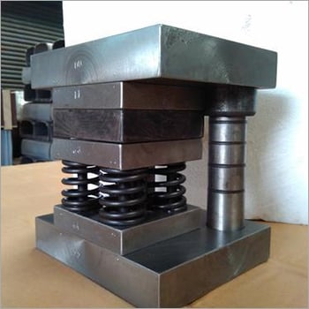 Metal Industrial Injection Moulds