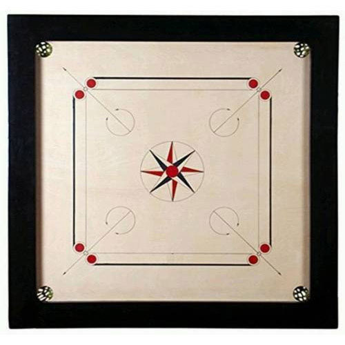 Carrom Board  2 x 1.5 inch border 4mm
