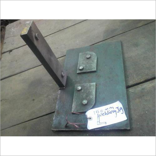 Cast Iron Welding Jigs