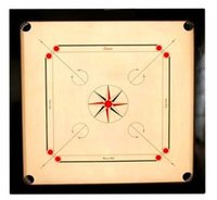 Carrom Board  1.5 x 1.5 inch border Small