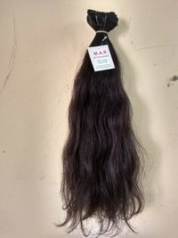 Bulk Weft Human Hair Indian Vendors