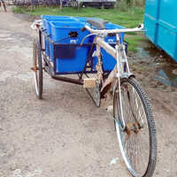 8 Bucket Tricycle