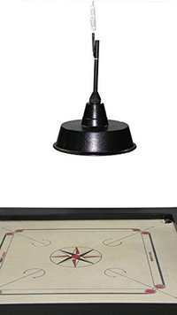 Carrom Lamp