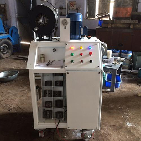 Hydraulic Pipe Crimping Machine