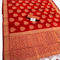 Ladies Heavy Banarasi Saree