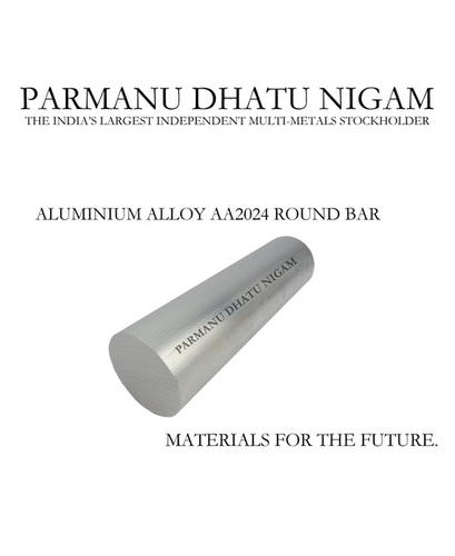 Aluminium Alloy AA2024 Raw Materials