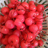 Natural Red Cherry Fruit