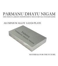 Aluminium Alloy AA2124 Plate