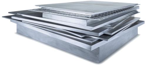 Aluminium Alloy AA2195 Plate