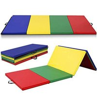 Gymnasting Mat Folding Multi Colo