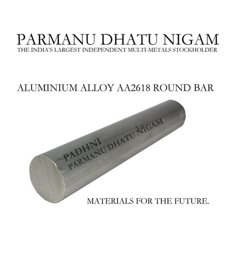 Aluminium Alloy AA2618 Raw Materials