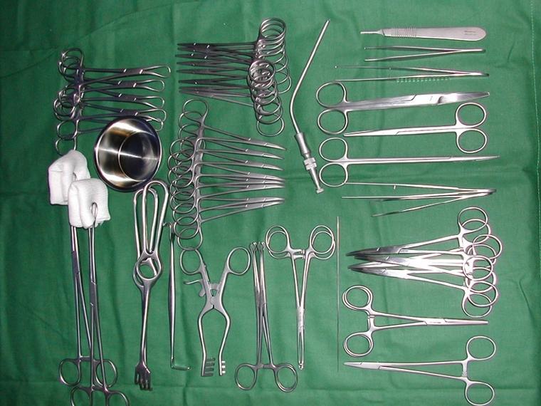 Gynecology Instrument
