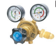 King Regulator Series - Single Stage Gas Regulator