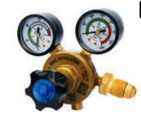 King Regulator Series - Single Stage Gas Regulator