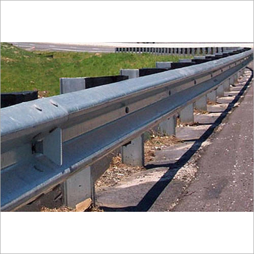 MS Crash Barrier