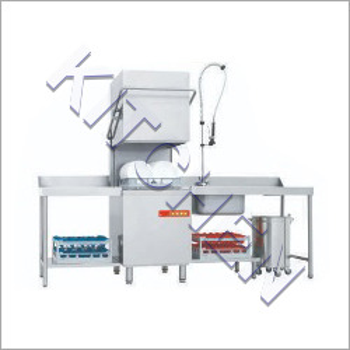 Conveyor Dishwasher Machine