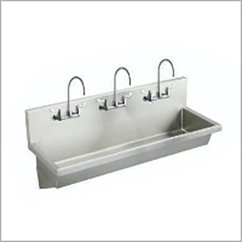 SS Handwash Multistation Sink