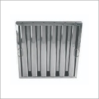 Stainless Steel Baffle Grease Filter
