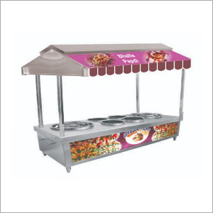 SS Bhalla Papdi Display Counter