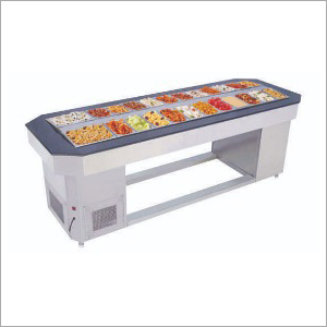 SS Salad Display Counter