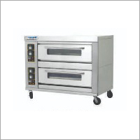 Double Deck Oven