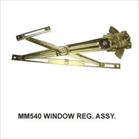 MM540 Window Regulator assembly