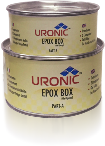 URONIC EPOX BOX GEL EPOXY 22013 + 22014