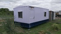 Modular Portable Office Container