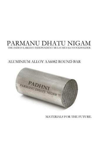 Aluminium Alloy AA6082 Raw Materials