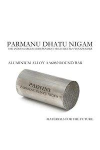 Aluminium Alloy AA6082 Round Bar