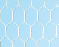 Football Net PP Hexagon Shape