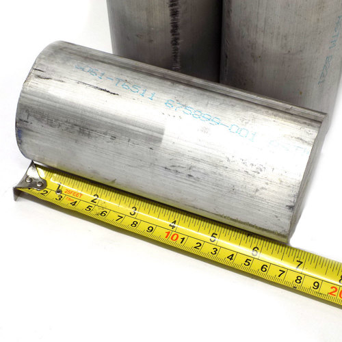 Aluminium Alloy AFNOR AA7020 Raw Materials