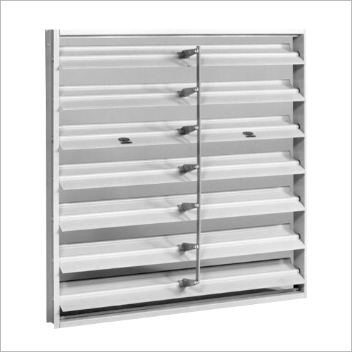 Industrial Air Louver