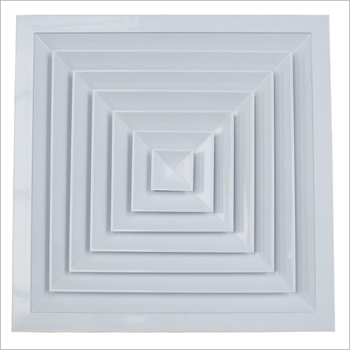 Square Air Ceiling Diffuser