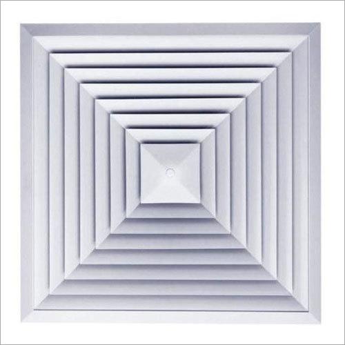 AC Square Ceiling Diffuser
