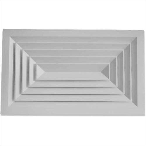 Rectangular Ceiling Diffuser