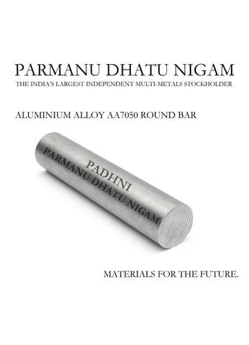 Aluminium Alloy AA7050 Round Bar
