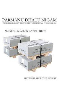 Aluminium Alloy AA7050 Sheet