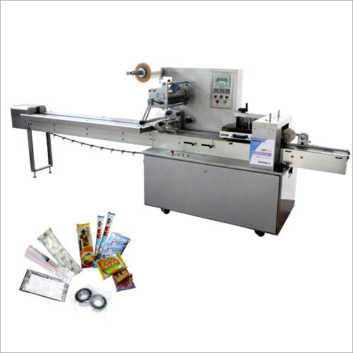 Pillow Pack Soap Wrapping Machine
