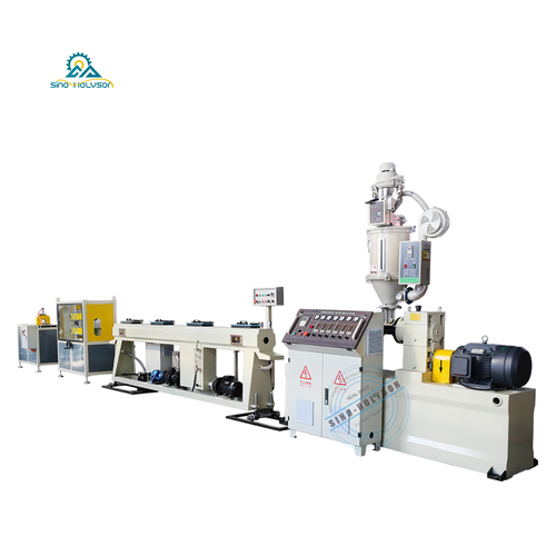 PP PE Plastic Pipe Making Machine