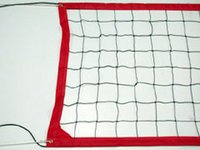 Volleyball Net Nylon Club