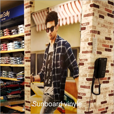 Industrial PVC Vinyl Sun Board