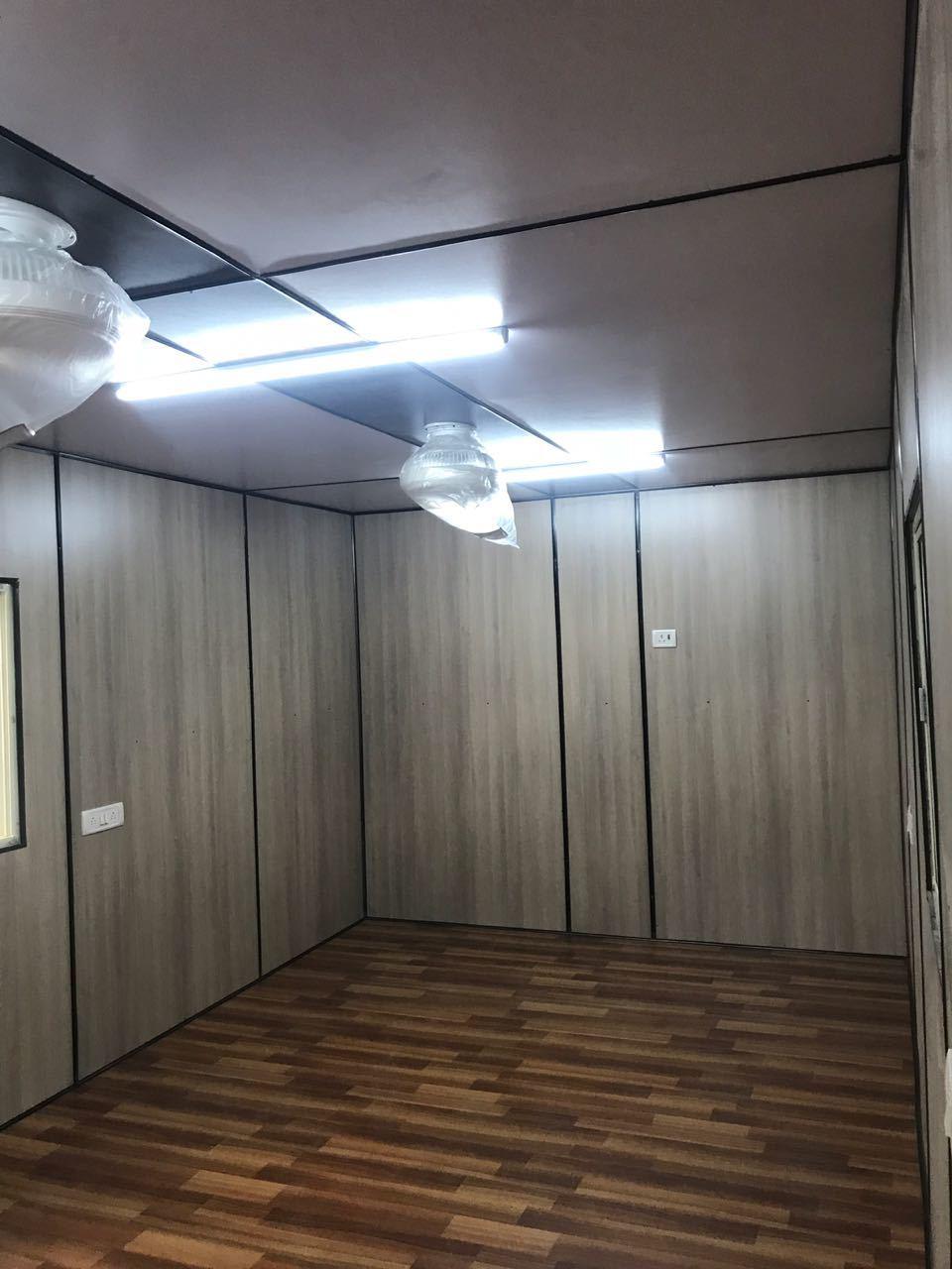Industrial Portable Cabins