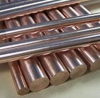 Copper Tungsten Round Bars