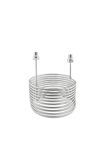 Titanium Grade 2 Cooling Coil