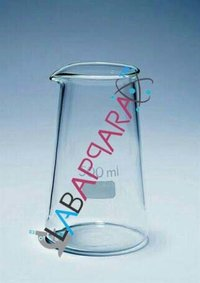 Beakers Philips Conical with spout (Borosilicate Glass)