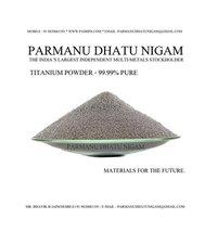 Titanium Powder ( Titanium Metal Powder 99.99% Pure )