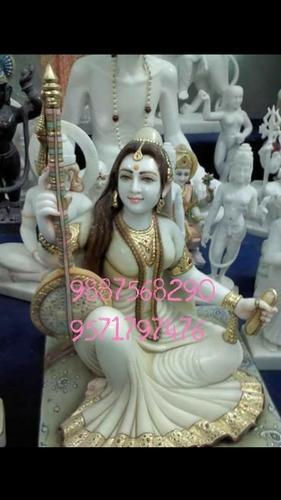 Marble Meera Bai Statue
