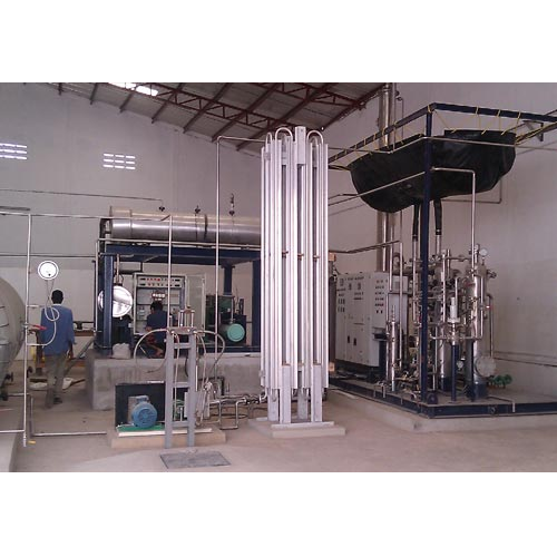 Carbon Dioxide Based Brewery Plant